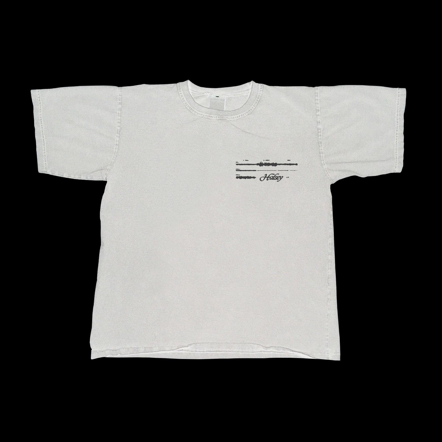 Halsey: Nightmare T-Shirt (White) - S