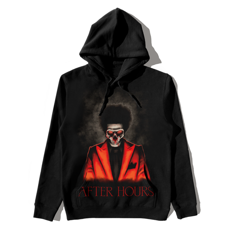 The Weeknd: IN YOUR EYES PULLOVER HOOD