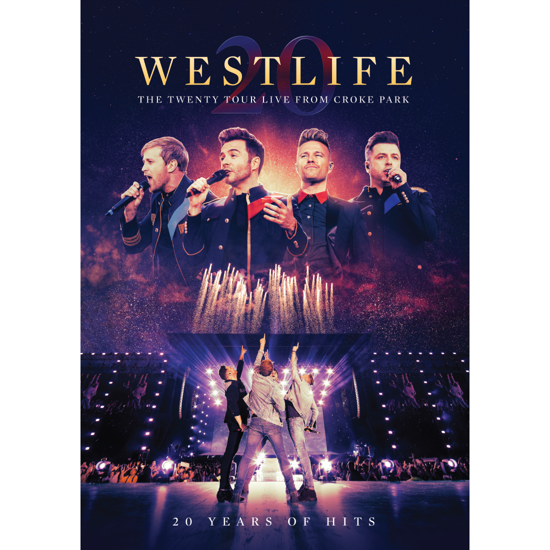 Westlife: Limited Edition Signed Print