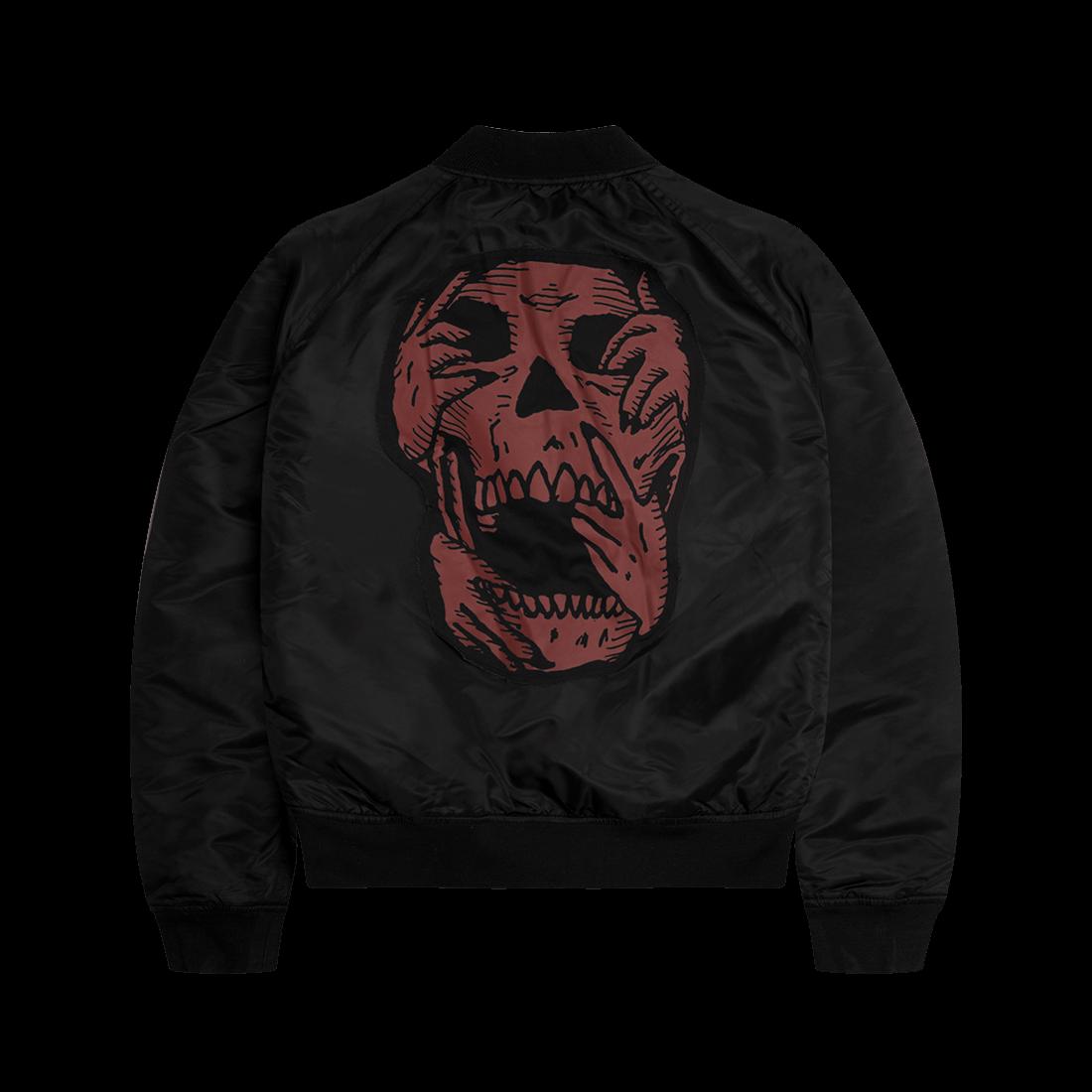 The Weeknd: Saturnal Coated Baseball Jacket