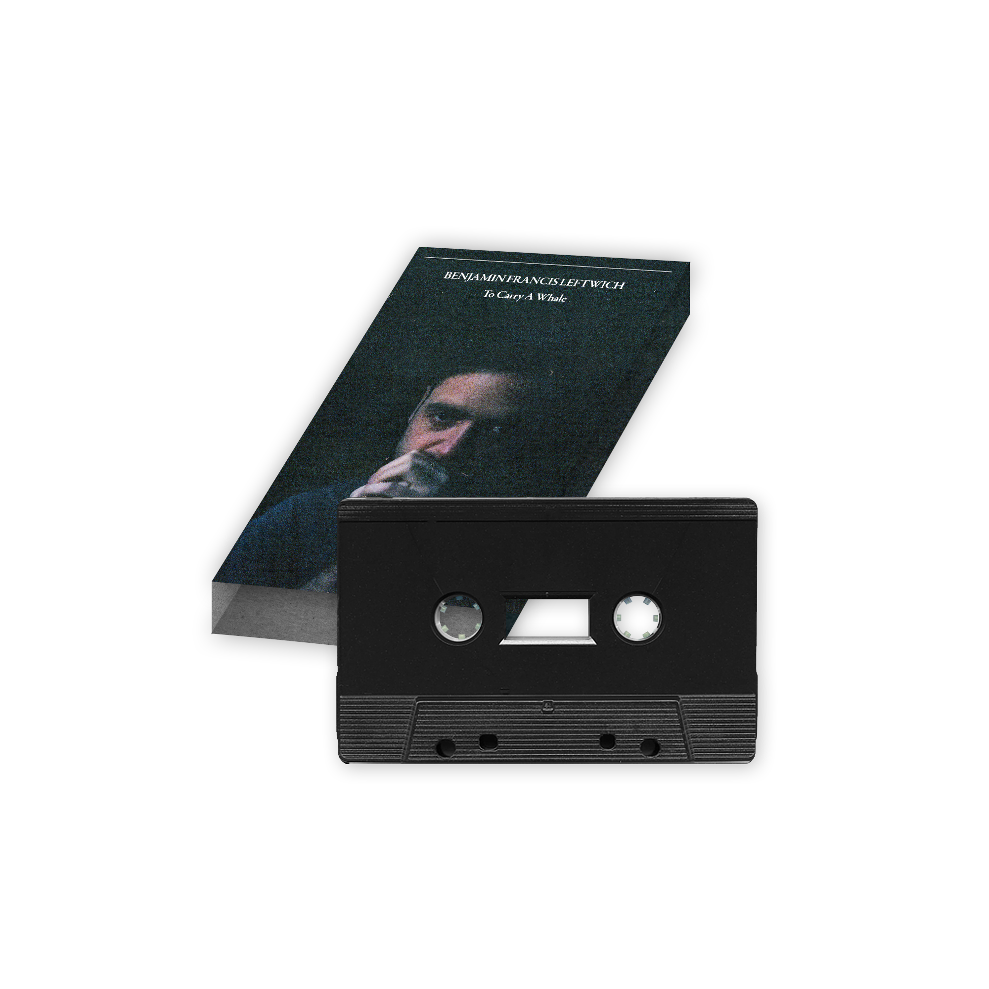 Benjamin Francis Leftwich: To Carry A Whale Cassette - DH Store Exclusive