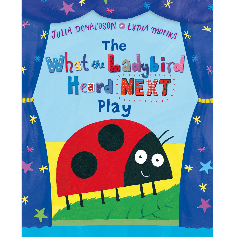 Children's Books Julia Donaldson The What the Ladybird Heard Next Play