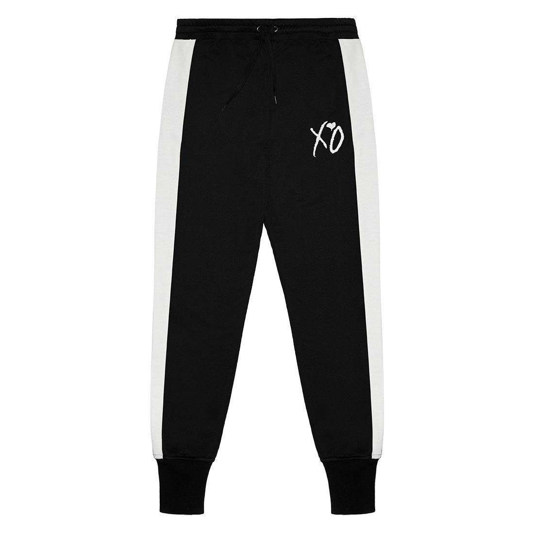 The Weeknd: XO Classic Logo Heavyweight Track Pants