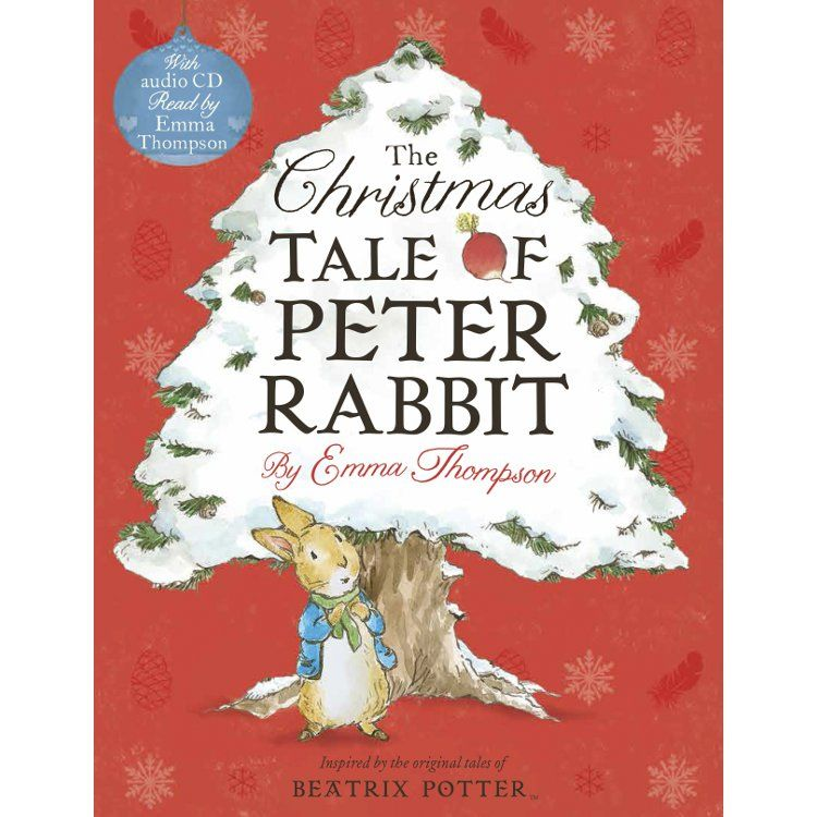 Peter Rabbit The Christmas Tale of Peter Rabbit (Book and CD)