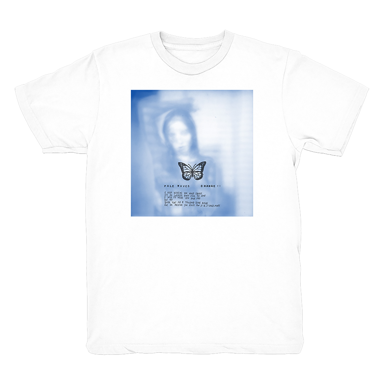 Pale Waves: 'Change' T-Shirt + Cassette