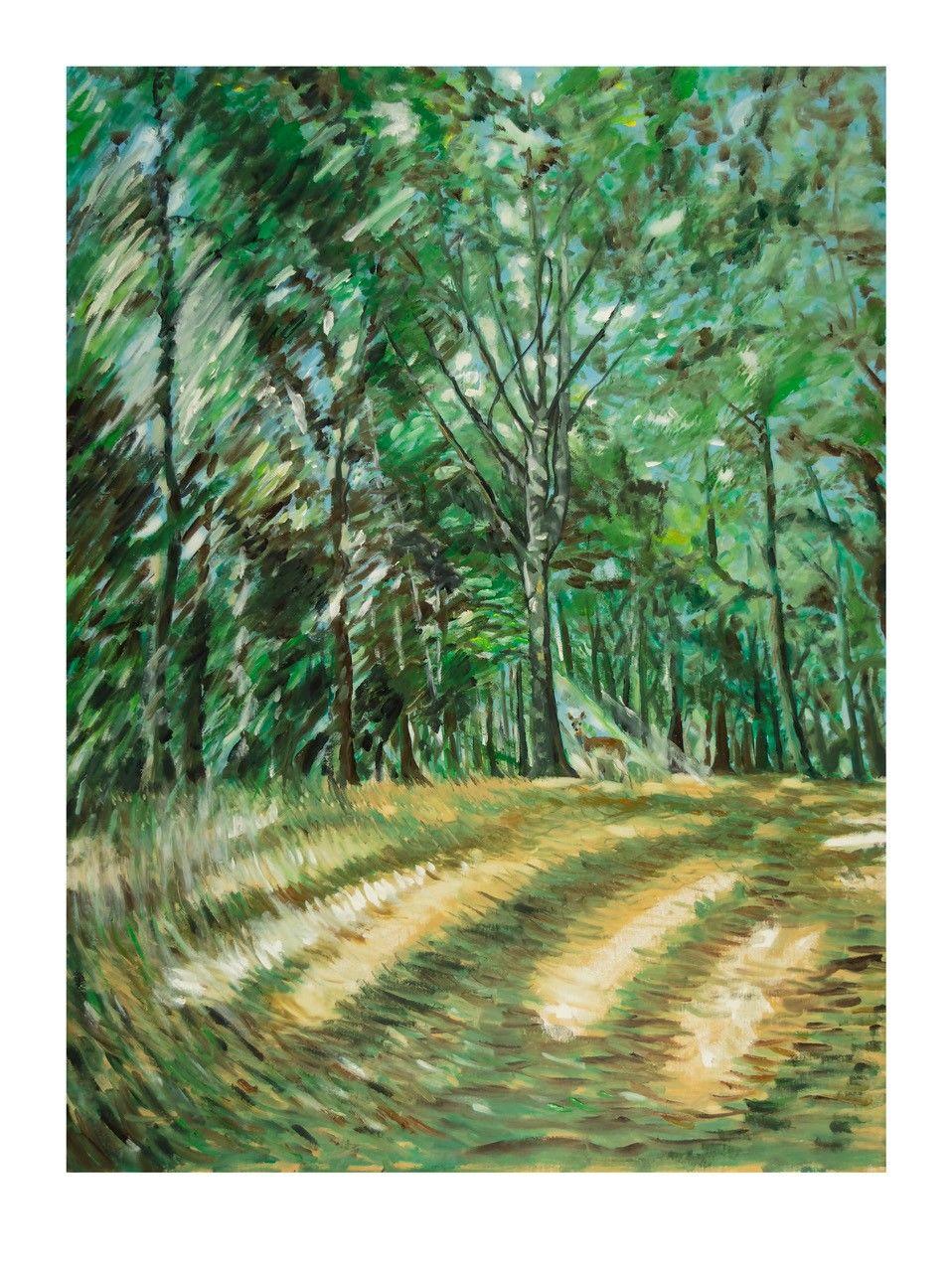 Ronnie Wood: Ashridge Forest