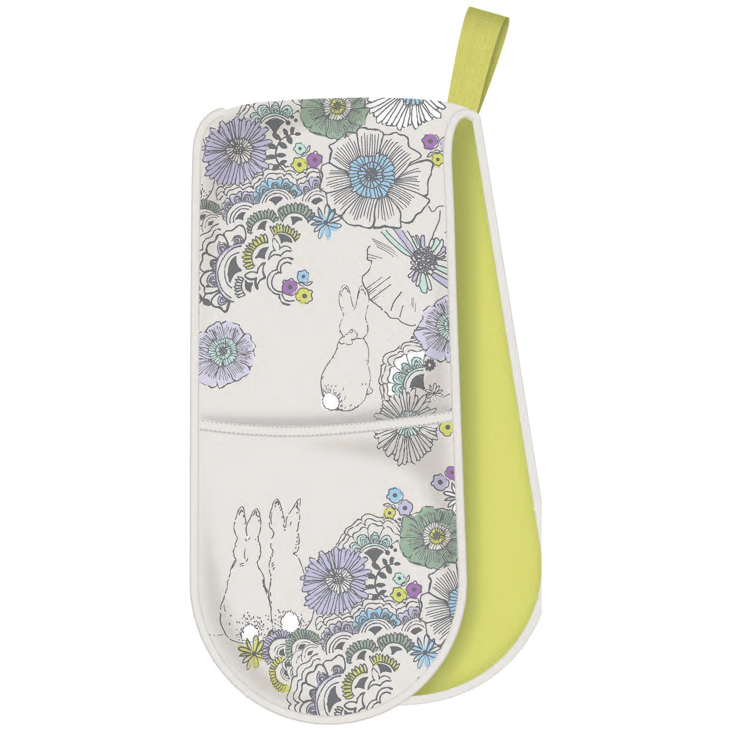 Peter Rabbit Peter Rabbit Contemporary Double Oven Glove