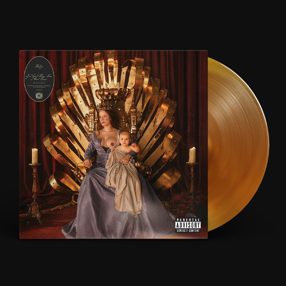Halsey: Limited Edition Exclusive Transparent Orange LP
