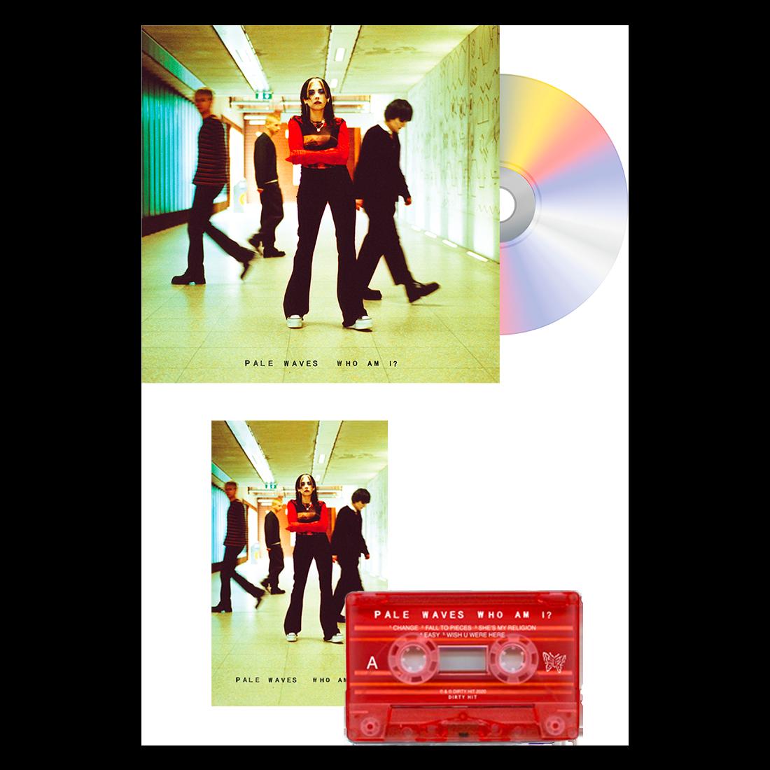 Pale Waves: Who Am I? - CD bundle (Signed)
