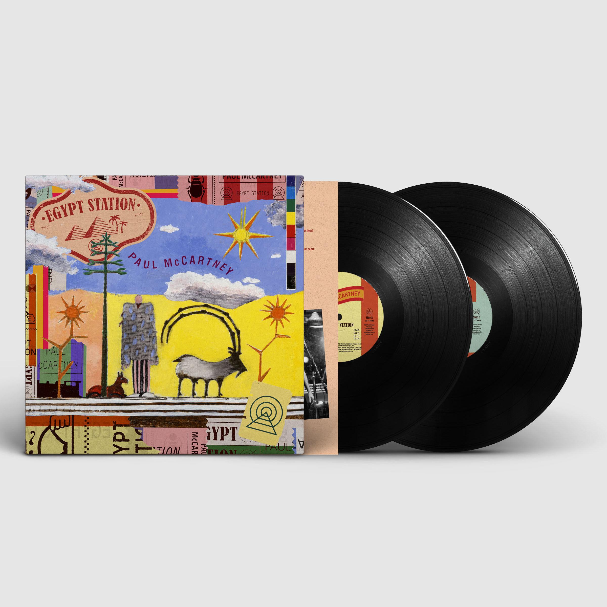 Paul McCartney: Egypt Station Standard Vinyl