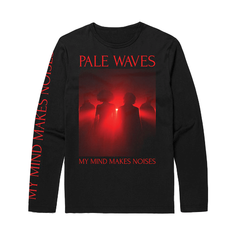 Pale Waves: My Mind Makes Noises Longsleeve T-Shirt - XL