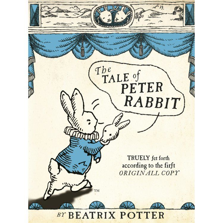 Peter Rabbit The Tale Of Peter Rabbit - Shakespeare Edition (Hardback)