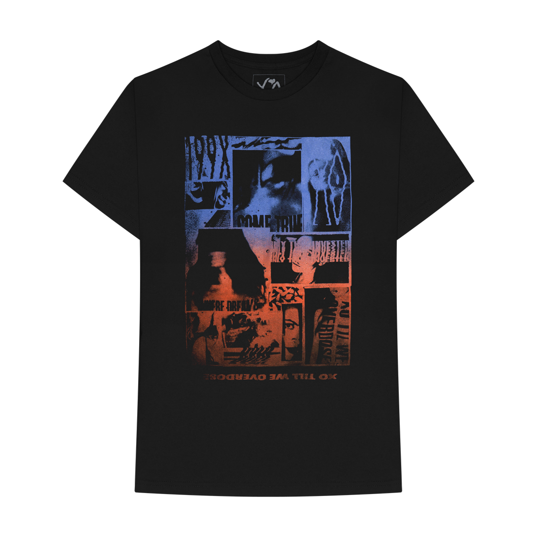 The Weeknd: POST NO BILLS TEE - S