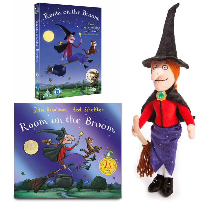 Room on the Broom Room On The Broom Halloween Bundle