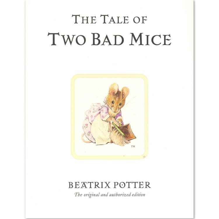 Two Bad Mice The Tale of Two Bad Mice (Hardback) - Peter Rabbit Gifts