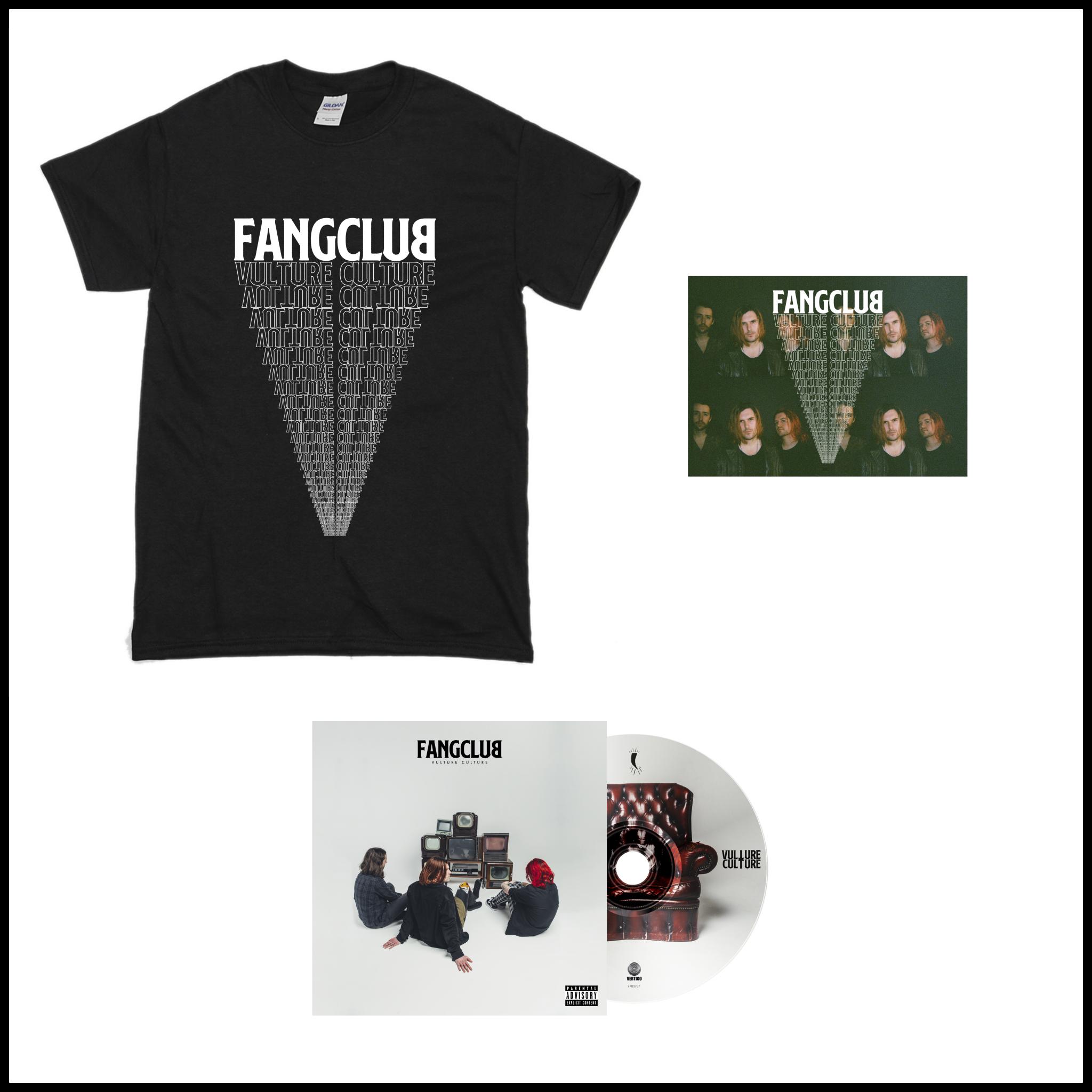 Fangclub: CD Bundle