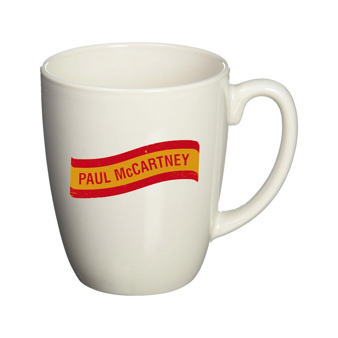 Paul McCartney: Egypt Station Logo Mug