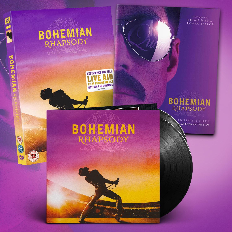 Bohemian Rhapsody Full Movie Buy Online