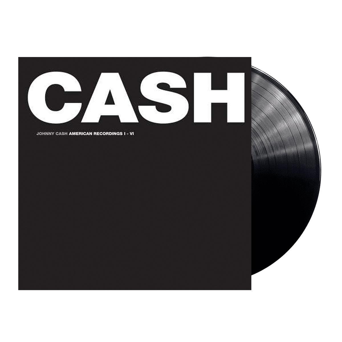 Johnny Cash American Recordings Vinyl Box Set 7LP