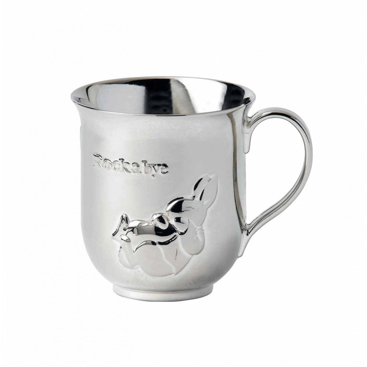 Peter Rabbit Peter Rabbit Silver-Plated Baby Cup