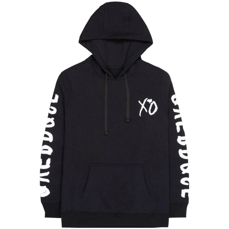 The Weeknd: THREE IN A ROW HOODIE