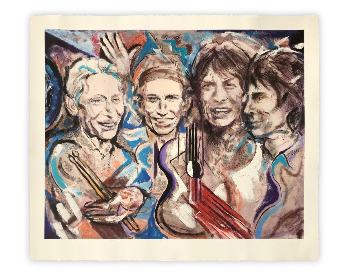 Ronnie Wood: Welcome (Without Personal dedication message)