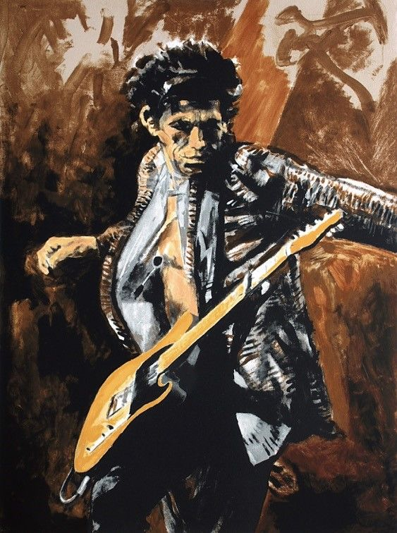 Ronnie Wood: Before They Make Me Run