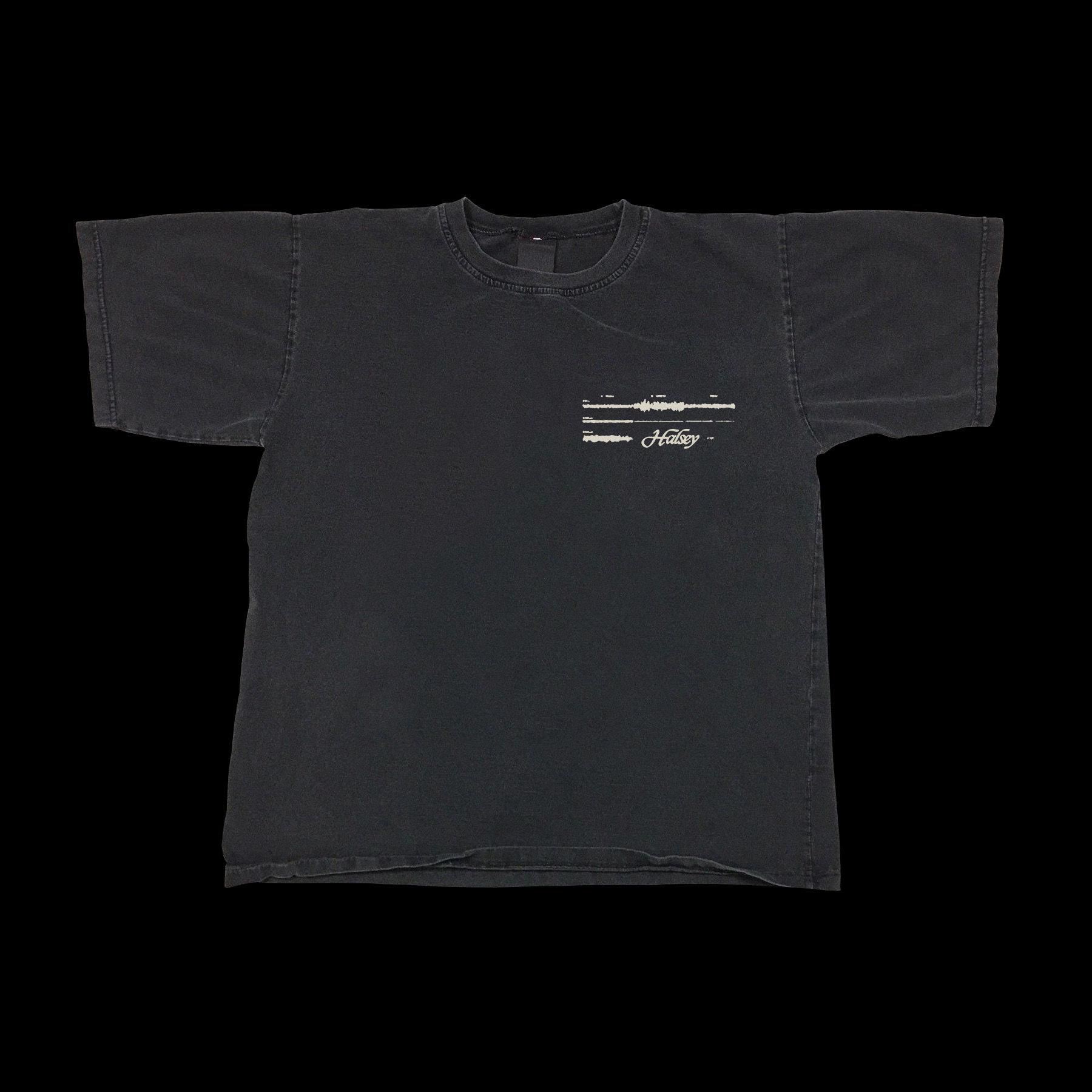 Halsey: Nightmare T-Shirt (Black) - S