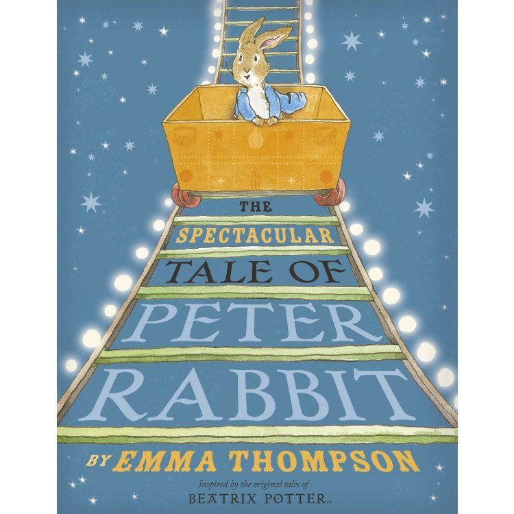 Peter Rabbit The Spectacular Tale of Peter Rabbit (Book and CD)