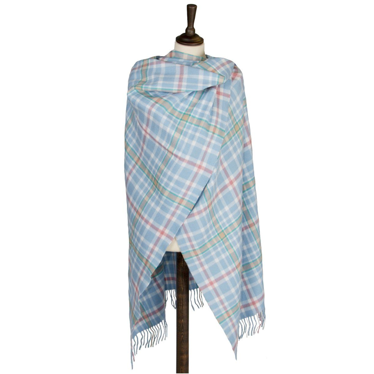 Peter Rabbit Peter Rabbit Tartan Lambswool Serape