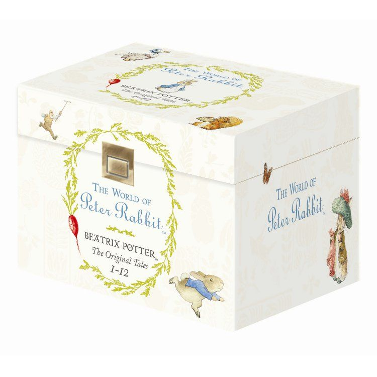 Peter Rabbit The World of Peter Rabbit Gift Box (Tales 1-12)