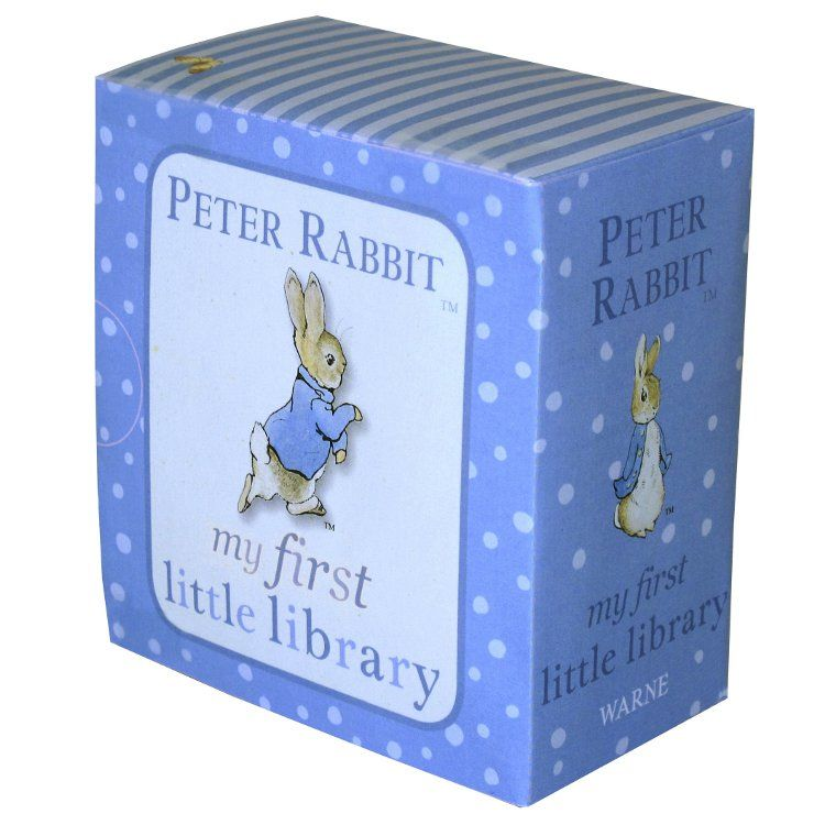 Peter Rabbit My First Little Library (Board Books)
