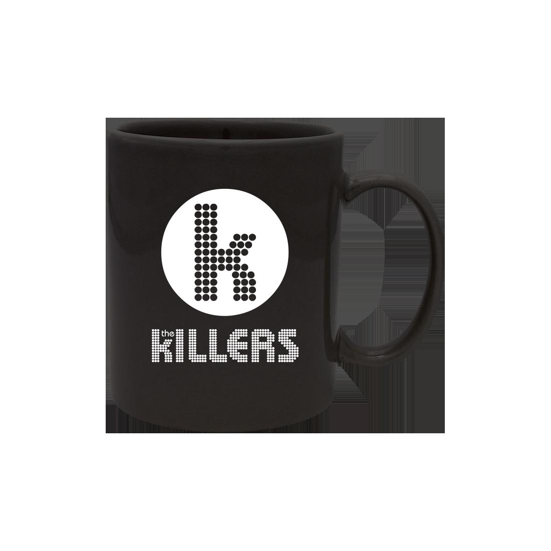 Printed Mug I Love The Killers Ideal Gift!