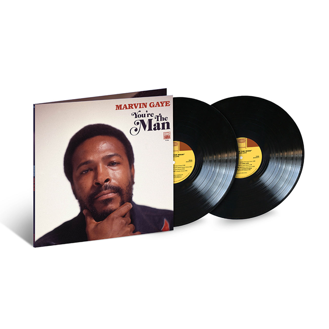 a17b078b7 Marvin Gaye: You're The Man