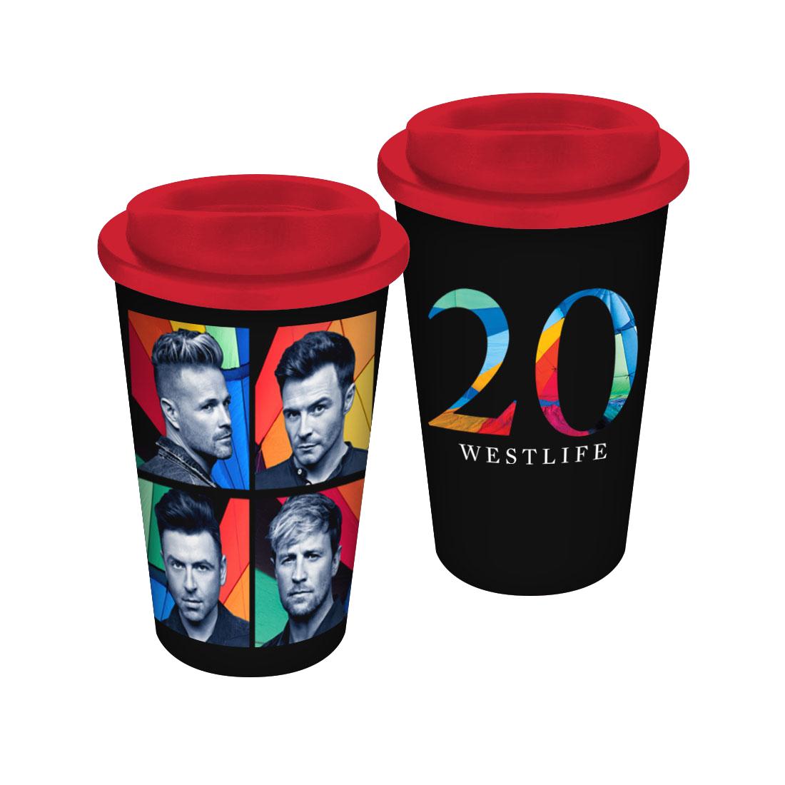 Westlife: Coffee Cup