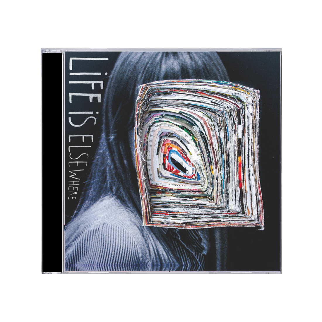 Little Comets: Life Is Elsewhere CD Album