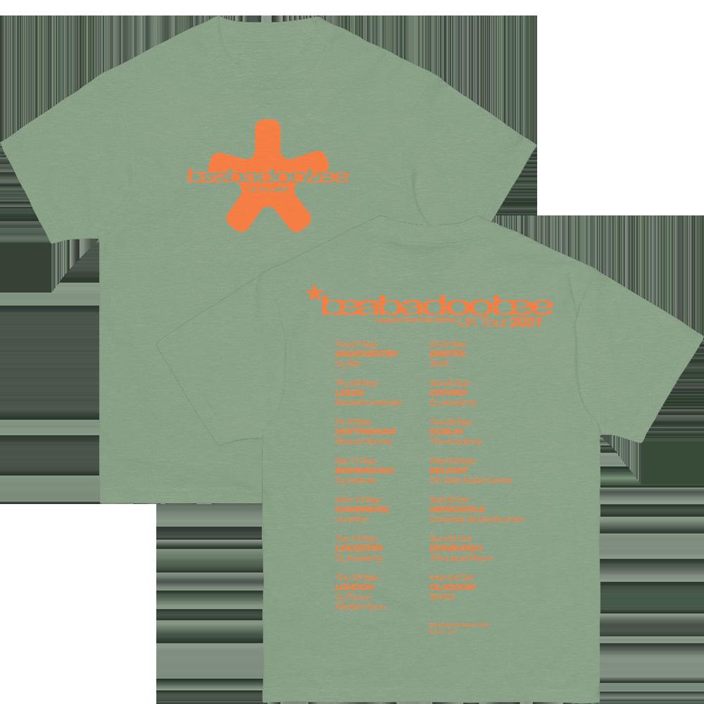 Beabadoobee: Sage UK Tour T-Shirt