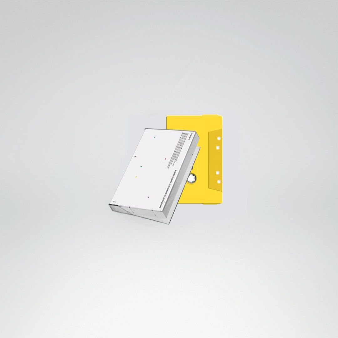 The 1975: A Brief Inquiry Into Online Relationships Limited Edition Yellow Cassette (Store Exclusive)
