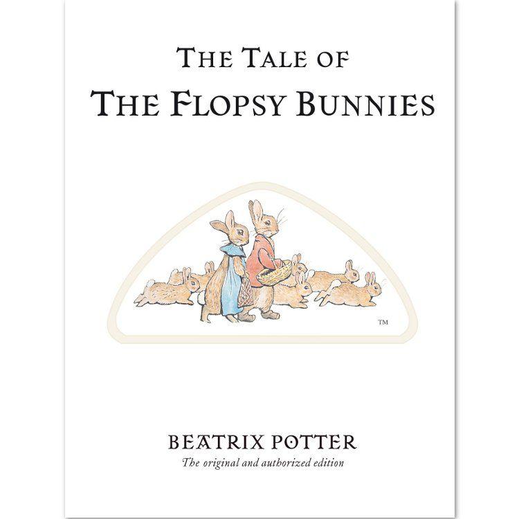 Flopsy Bunnies The Tale of the Flopsy Bunnies (Hardback) - Peter Rabbit Gifts