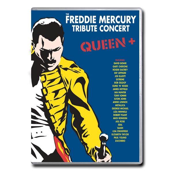 queen the freddie mercury tribute concert