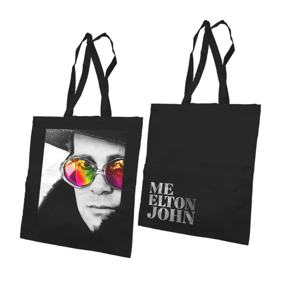 Elton John: ME' Tote Bag