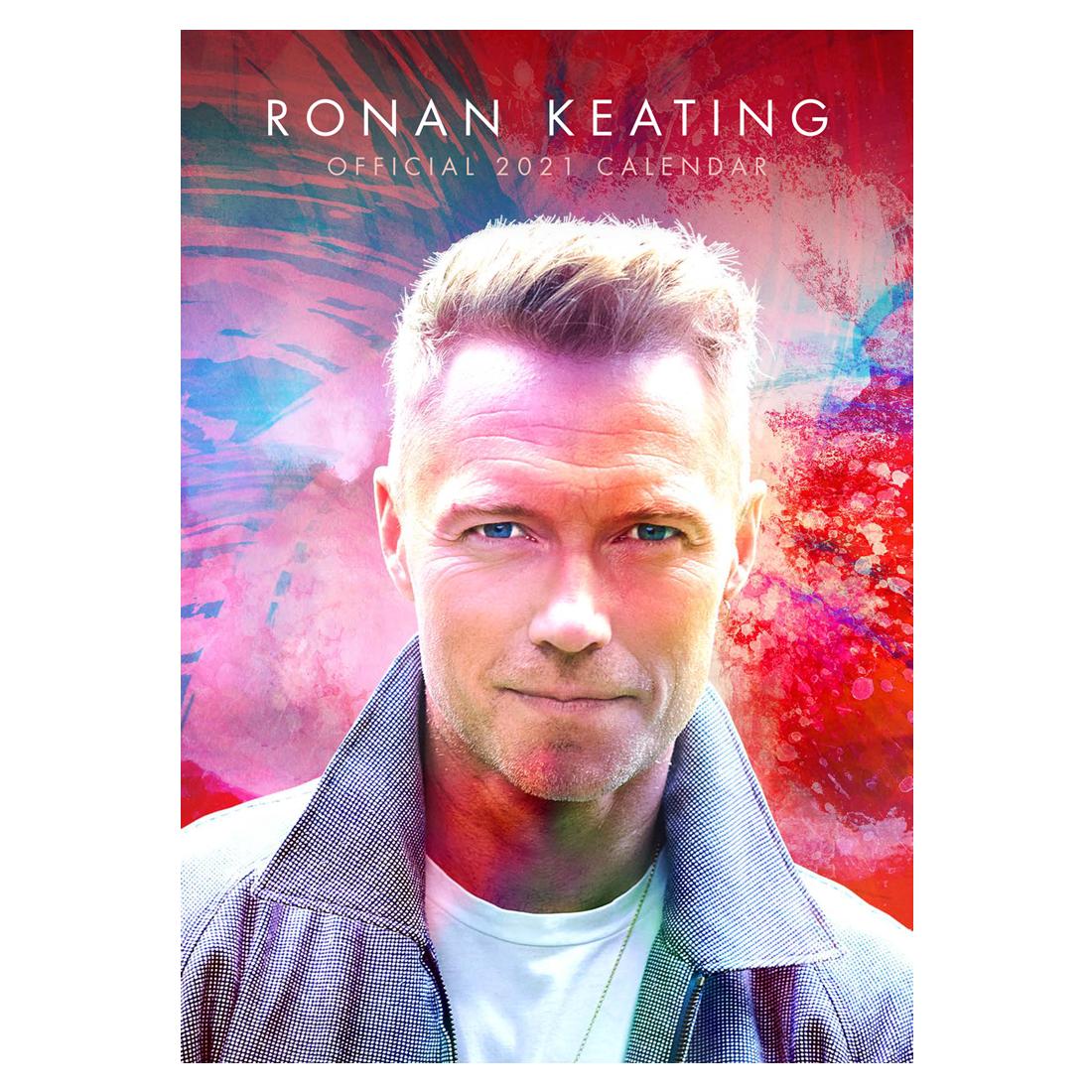 Ronan Keating 2021
