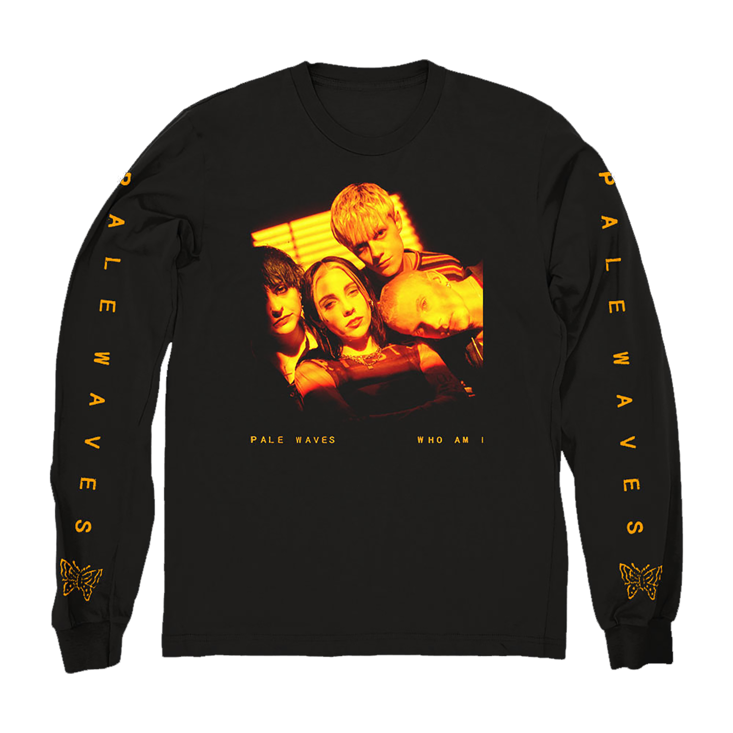 Pale Waves: 'Who Am I?' Longsleeve