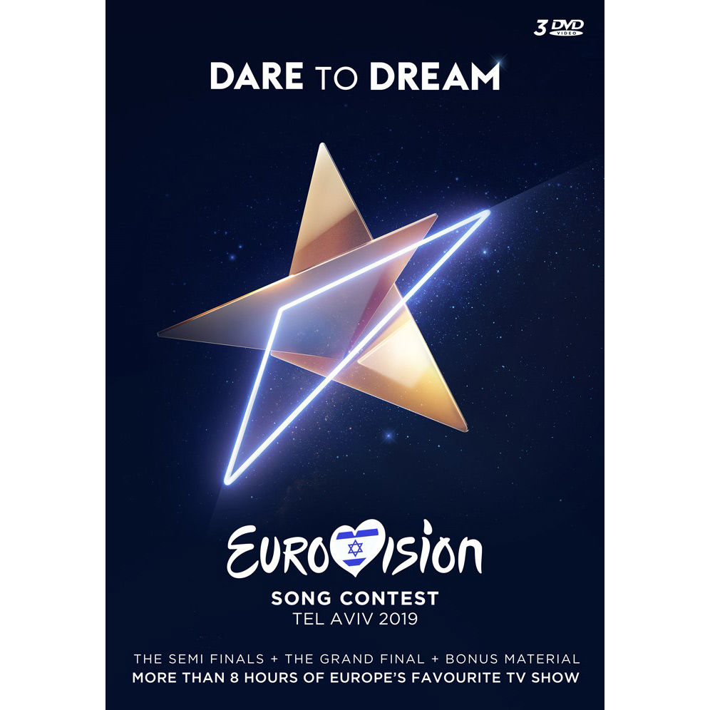 Image result for eurovision 2019 dvd