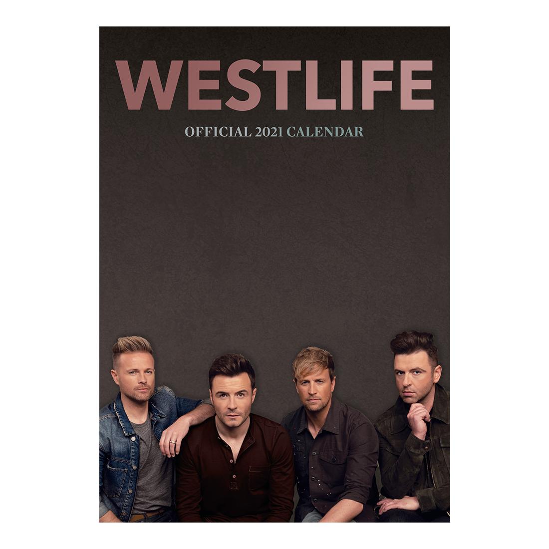 Westlife: 2021 Westlife Calendar