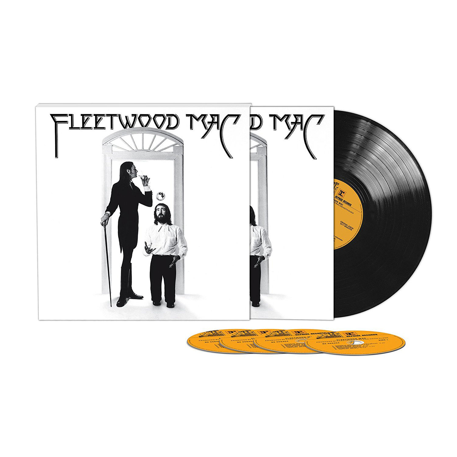 The Very Best Of Fleetwood Mac Remastered Fleetwood Mac: Recordstore Day, Every Day. CDs, Vinyl