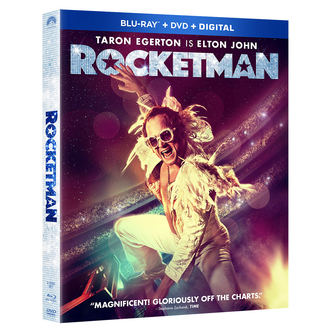 Elton John: Rocketman - Blu-Ray
