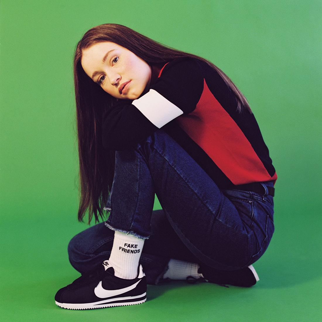 Sigrid: Fake Friends Socks