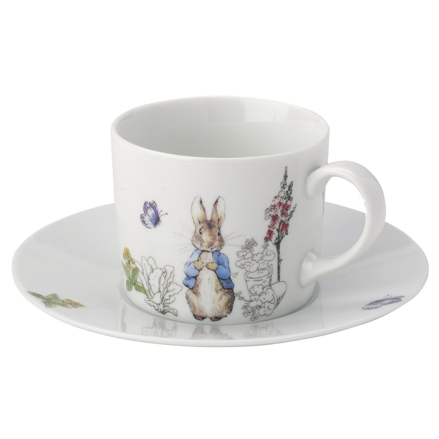 Peter Rabbit Peter Rabbit Classic Cup and Saucer