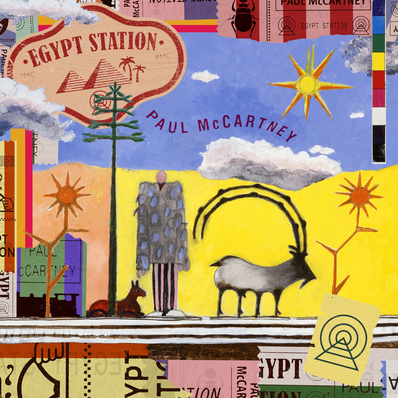 Resultado de imagem para paul mccartney egypt station